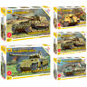 "ZVEZDA Model Kits ""German Tanks & Armored Forces 1943-45 WWII"""