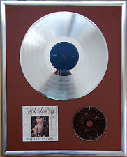 "Enya-The Best of Enya encadrée CD COVER +12"" vinyle d'or/platine disque"