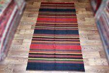 Handgewebter Kelim 149x290 cm Orientteppich Nomadenteppich Nomadenkelim NEU