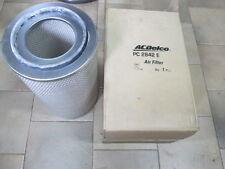 Filtro aria originale AC DELCO PC2842E, mezzi agricoli, AUTOCARRI.  [4542.16]