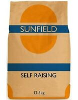 Sunfield Self Raising Flour 12.5kg