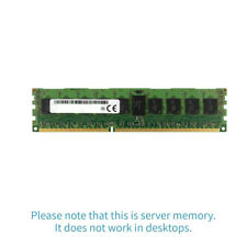 Micron 8GB DDR3-1600MHz PC3-12800 ECC Registered Server Memory | MT18JSF1G72PZ