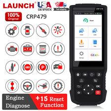 LAUNCH CRP479 Car OBD2 ABS SRS TPMS Oil DPF Automotive Diagnostic Scanner tool