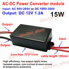 AC-DC Converter AC 110V 220V 230V to DC 12V 1.2A 15W Power Switching Transformer