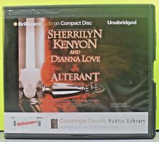 The Belador Code: Alterant 2 by Sherrilyn Kenyon and Dianna Love (2CD, Unab