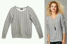 New Mark Cable Channels Sweatshirt Size XXL Avon