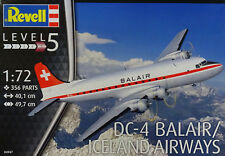 "REVELL® 04947 DC-4 ""BALAIR / ICELAND AIRWAYS"" in 1:72"