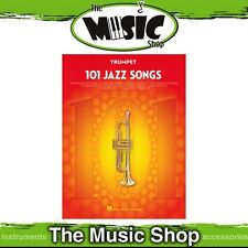 New 101 Jazz Songs for Trumpet Music Book - Trumpet Songbook