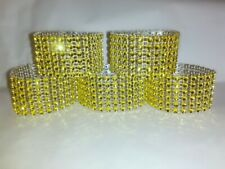 Gold Napkin Rings 50