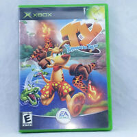 Ty the Tasmanian Tiger Original Xbox Game 2002