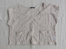 Rusty Knitted Top Womens Size 8