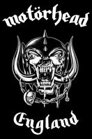 Motorhead -  Ace Of Spades Heavy Metal  - England Lemmy Sticker
