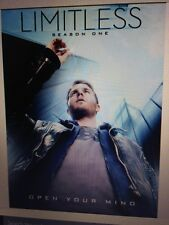 Limitless: Complete Season One (DVD, 2016)  Fast Shipping...