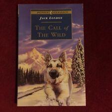 Jack London The Call of the Wild Puffin Classic 1994 Martin Gascoigne Unabridged