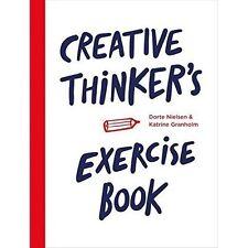 Very Good, Creative Thinker's Exercise book, Katrine Granholm, Dorte Nielsen, Bo