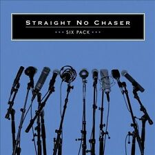 Straight No Chaser - Six Pack (Ep) [CD New] SCRATCH IN BAR CODE.