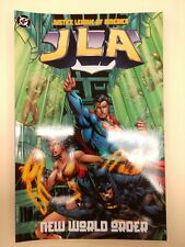 JLA -New World Order- TPB - Grant Morrison - DC Comics NM