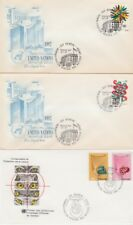 U.N. (Geneva) - Various Issues of 1982 (5no. Various FDC's) 1982