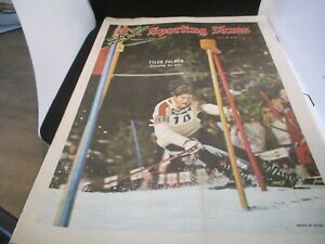 FEBRUARY 5,1972-THE SPORTING NEWS-U.S. OLYMPIC SKIER TYLER PALMER