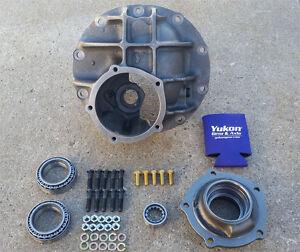 "9"" Ford Yukon Nodular Iron Center Section Case / Third Member - 3.06"" - Package"