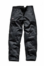 Dickies Workwear Wd814 Redhawk MS Action Work Trousers Black 38r