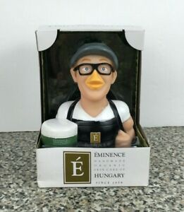 Eminence Skin Care Hungary Boldijarre Rubber Ducky Limited Edition IN Box 2016