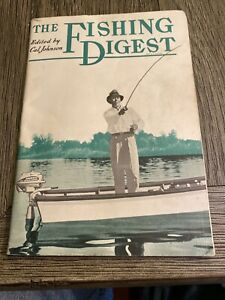 The Fishing Digest Edited By Cal Johnson