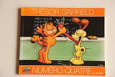Jim Davis - Trésor Garfield, NUMERO 4