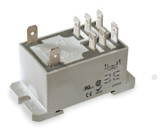 DAYTON 1EJG7 Relay,Power,DPDT,120VAC,Coil Volts