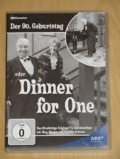 DVD - DER 90. GEBURTSTAG ODER DINNER FOR ONE - MAY WARDEN & FREDDIE FRINTON NDR