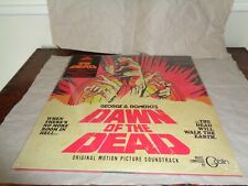 DAWN OF THE DEAD WAXWORK SUNRISE VINYL NEW SEALED TOP CONDITION RARE