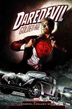 MARVEL EXKLUSIV HC # 65 - DAREDEVIL: GOLDEN AGE - PANINI 2006 - OVP