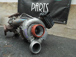 MERCEDES E CLASS W212 W207 3.0 DIESEL TURBOCHARGER TURBO UNIT A6420905780