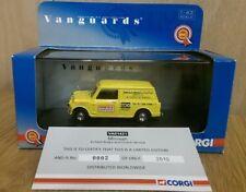Corgi VA01421 monovolumen Enfield Freno & Embrague Servicio Ltd Ed 0002 de 2510