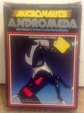 Vintage 1977 MEGO Micronauts ANDROMEDA, Baron Karza's Stallion Complete in Box