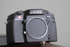 Leica R8 camera body only with Body cap and strap