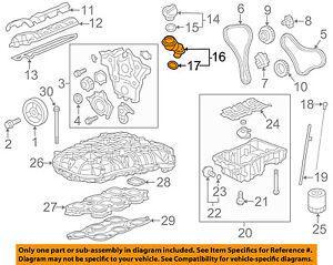 GM OEM Engine Parts-Filler Tube 12650614