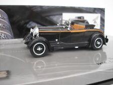 Lorena DIETRICH TIPO b3-6 SPORT ROADSTER 1928 NEGRO 1/43 Minichamps NUEVO
