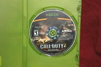 Call Of Duty 2 Big Red One XBox Microsoft Disc Only Tested Activision