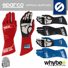 Sparco Suede Car and Kart Race Gloves