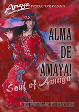 Alma de Amaya! Belly Dance DVD - How to and Performance Video