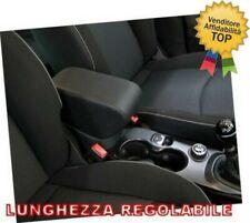 Bracciolo per FIAT 500X nero REGOLABILE -PROMO -originale Wood Company accoudoir