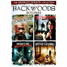 Midnight Horror Collection:backwoods - DVD Region 1 Brand New Free Shipping