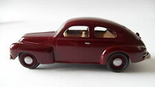 SOMERVILLE 1/43 VOLVO 444 RED VERY RARE