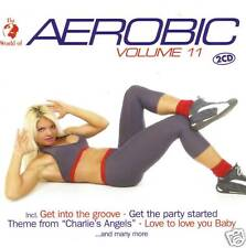 CD Aerobic 11 von Various Artists aus der The World Of Serie  2CDs