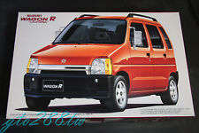 "FUJIMI 1/24 scale Suzuki Wagon R ""California"" Mk.1 1993 model kit *Vintage*"