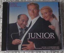 JUNIOR (James Newton Howard) rare original mint cd (1994)  OUT-OF-PRINT!