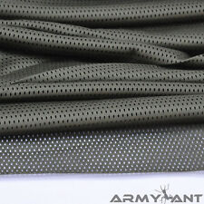 "2-YARDS Olive Drab Green Net Cover Army Military 60""W Mesh Fabric Cloth"