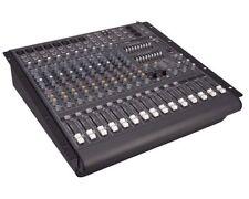 Mackie Ppm1012 12 Channel 1600w Professional Desktop Powered Mixer DJ