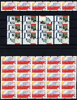 136577/ NETHERLANDS – ATM / LOT 1989 – 2000 MNH CV 125 $